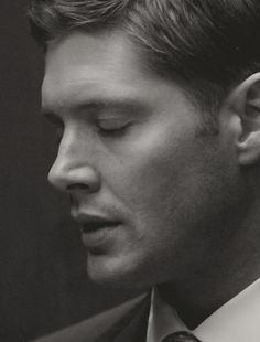 Humans, angels, demons...we ALL fall in love with him. I mean how could you not? He's a masterpiece...an absolute work of art. And he's Dean Winchester. It's never gonna get any better than that. *sigh*