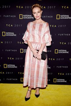 Kate Bosworth - National Geographic Press Reception, Los Angeles - July 24 2017