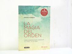 """Començo amb una foto del llibre """"La magia del orden"""" perquè va ser aquest qui em va obrir la ment respecte a la realita... Cover, Books, Spirituality, Libros, Book, Book Illustrations, Libri"""