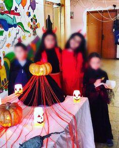 I Bambini della scuola primaria festeggiano Halloween – Istituto New Kennedy
