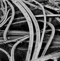 RIbbons of highway
