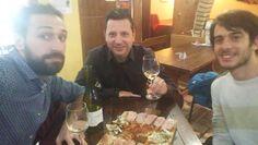 After work with my boss!! Aperitivo with Passerina by Tenuta de Angelis  www.vininorden.com  #passerina #white #whitewine #Marche #DeAngelis #wineoclock #Wine #winelover #winery #winetime #foodandwine #whitewine #winelovers #wineCountry #wines #wineoclock #hvidvin #vindruer #vinbar #godvin #hygge #aperitivo aperitiv #fb #tw #pin