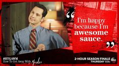 """S1 Ep14 """"The Night Lila Died"""" - Yes you are Asher! Yes. You. Are! #HTGAWM"""