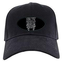 Zebra Black Cap with