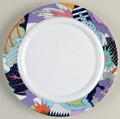 Rosenthal - Continental Rubella Bread & Butter Plate