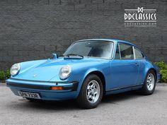 "1977 Porsche 911 ""G"" - Carrera 3.0 RHD   Classic Driver Market"