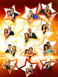 SEASON 6 Dancing with the Stars Cast (celebrity and pro partner): Penn Jillette and Kym Johnson, Monica Seles and Jonathan Roberts, Steve Guttenberg and Anna Trebunskaya, Adam Carolla and Julianne Hough, Priscilla Presley and Louis van Amstel, Marlee Matlin and Fabian Sanchez, Shannon Elizabeth and Derek Hough, Mario and Karina Smirnoff, Marissa Jaret Winokur and Tony Dovolani, Cristian de la Fuente and Cheryl Burke, Jason Taylor and Edyta Sliwinska, Kristi Yamaguchi and Mark Ballas Hosts…