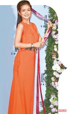 林依晨為代言3年的LUKIA女錶品牌20周年慶站台,暢聊自信與幸福。