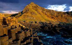 Giant's causeway - Óriások útja, Észak-Írország