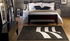 Guggenheim Inspired Custom Rug Prairie Style Houses, Custom Rugs, Contemporary Rugs, Craftsman Style, Rugs On Carpet, Bungalow, Area Rugs, Bed, Modern