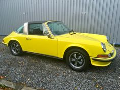 1970 Porsche 911 2.2 S Targa - Silverstone Auctions