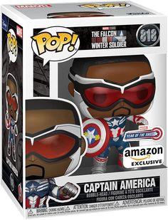 Funko Pop Avengers, Funko Pop Dolls, Funk Pop, Marvel Captain America, Funko Pop Vinyl, Winter Soldier, Desserts Nutella, Collectible Toys, Venom