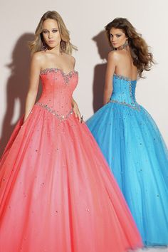 with ball gown quinceanera dresses sweetheart long...۩۞۩Double click the picture to take you to the site ஜ۩۞۩ஜ