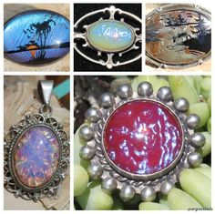 Vintage Art Glass Jewelry at Yourgreatfinds.