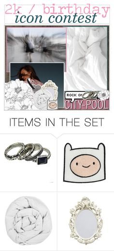 """""""2K / BIRTHDAY ICON CONTEST"""" by city-pool ❤ liked on Polyvore featuring art and citypool2kiconcontest"""