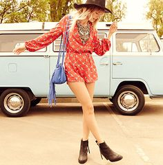 Love the new look @Shopbop featuring Music Festival Fashion