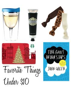 """I posted a photo last night on instagram from a """"favorite things"""" party I went to and had such a big response, I thought I'd share a little..."""