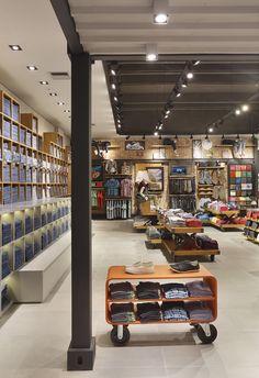 Taco -Vila Olímpia - São Paulo - 2014 Design de Interiores comerciais. Retail Design - Shop Spaces - Interior Architecture