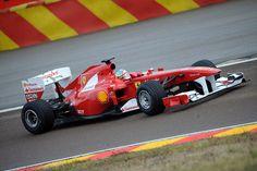 2011 Ferrari 150 Italia (Fernando Alonso)
