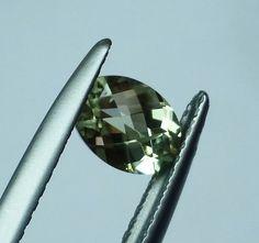 0.96 cts. Zultanite® Oval Checkerboard Cut 7x5 mm - $120.00 : Zultanite™ Online Shop