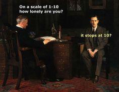It stops at ten? :(