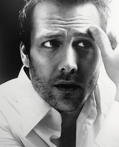 Gabriel Macht <3 as Harvey Spektor