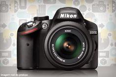 Câmera Nikon 24.2 Mpx, a partir de R$ 1.749,90