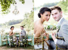 A succulent garden wedding {styled fashion photoshoot, Surrey} | Eddie Judd