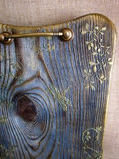 Wood Burning Crafts, Wood Crafts, Fun Crafts, Diy Craft Projects, Wood Projects, Furniture Makeover, Diy Furniture, Car Paint Colors, Clown Paintings