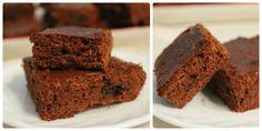 Brownies con latte condensato! Perfetti!