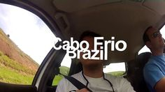 Little Kitesurf Trip to Cabo Frio and Buzios in Brazil. Gopro Hero, Brazil, Videos, Kitesurfing