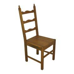 Dutch Ladderback Side Chair