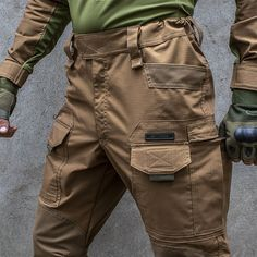 Tactical trousers pants series ANTITERROR color Coyote | Etsy Military Shorts, Tactical Clothing, Trouser Pants, Etsy, Suits, Prepping, Cotton, Fishing, Jackets