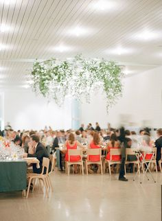 Modern Prospect House wedding