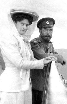 Alix-Alexandra & Nicholas II
