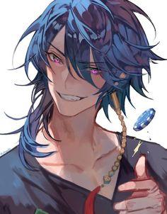 Hot anime boy, anime boys, cute anime guys, anime boy smile, i Cute Anime Guys, Hot Anime Boy, Anime Boys, Anime Boy Smile, Manga Art, Manga Anime, Anime Art, Anime Cosplay, Character Inspiration