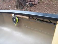 Canoe Modifications #canoefishing