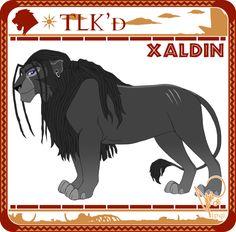 [ old ] - TLK'd Xaldin by ipqi.deviantart.com on @DeviantArt