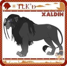 [ old ] - TLK'd Xaldin by ipqi.deviantart.com on @DeviantArt