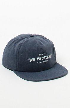 9cfff395d7de2 No Problemo Snapback Hat