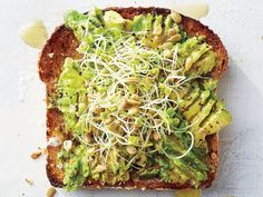 Learn how to make Avocado-Sprout Toast . MyRecipes has 70,000+ tested recipes and videos to help you be a better cook
