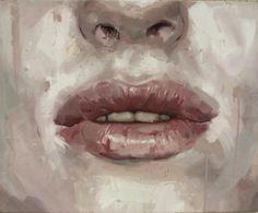 "Saatchi Online Artist: Giorgio Pignotti; Oil, Painting ""wo-man"""