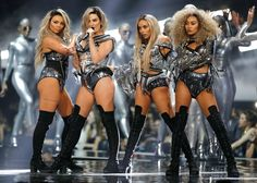 Little Mix stars Jesy Nelson, Perrie Edwards, Leigh-Anne Pinnock and Jade Thirlwall in their sexiest pictures. Little Mix Brits, Little Mix Outfits, Little Mix Style, Little Mix 2017, Jesy Nelson, Perrie Edwards, Dvb Dresden, Brit Awards 2017, Secret Love Song