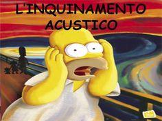 L'INQUINAMENTO ACUSTICO.>