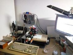 Portalcyclone CNC for pcb - Electronics Electronics Projects, Cnc