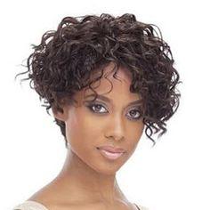 Em cabelos cacheados, cortes curtos e desfiados é uma ótima opção de praticidade, beleza e estilo. Coragem meninas!!!!!