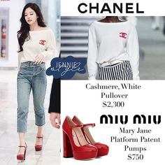 I want the pants Blackpink Fashion, Kpop Fashion Outfits, Stage Outfits, Korean Outfits, Asian Fashion, Womens Fashion, Chanel Outfit, Pink Outfits, Trendy Outfits
