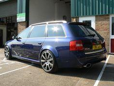 Audi C5 RS6 Avant