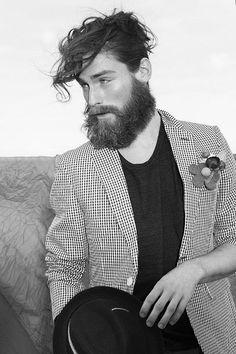 le nouveau clochard #beard