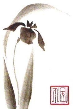 Fleur de Lee Oriental